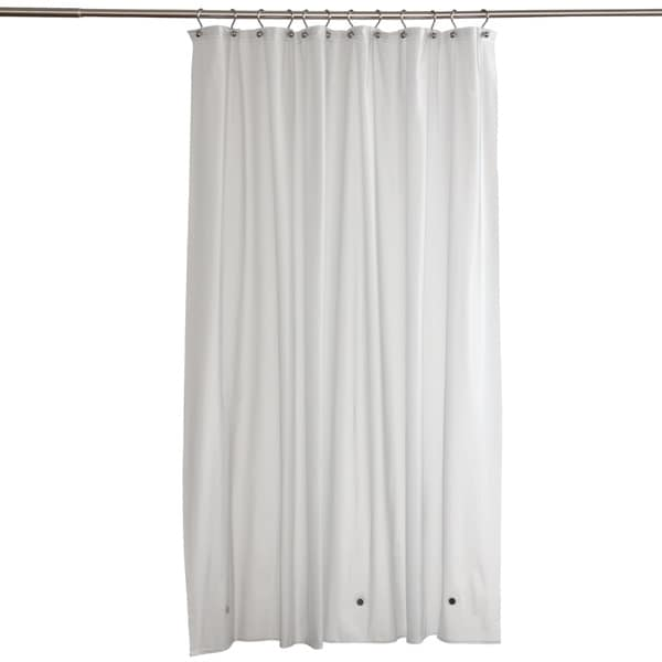 Frosty Clear Commercial Grade Vinyl Shower Curtain Liner 16661832 Shopping