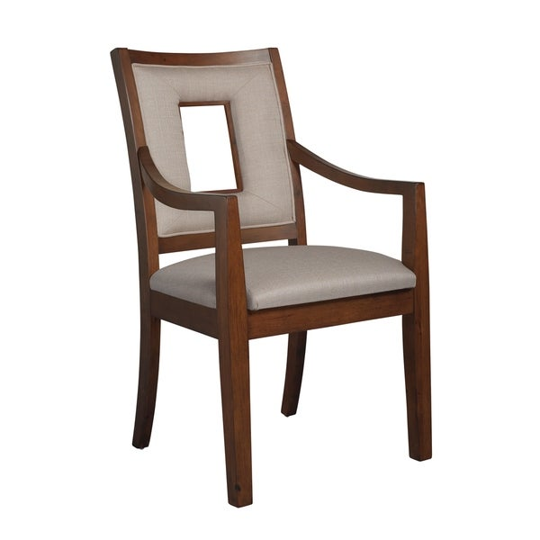 Somerton Dwelling Well Mannered Arm Chairs (Set of 2)