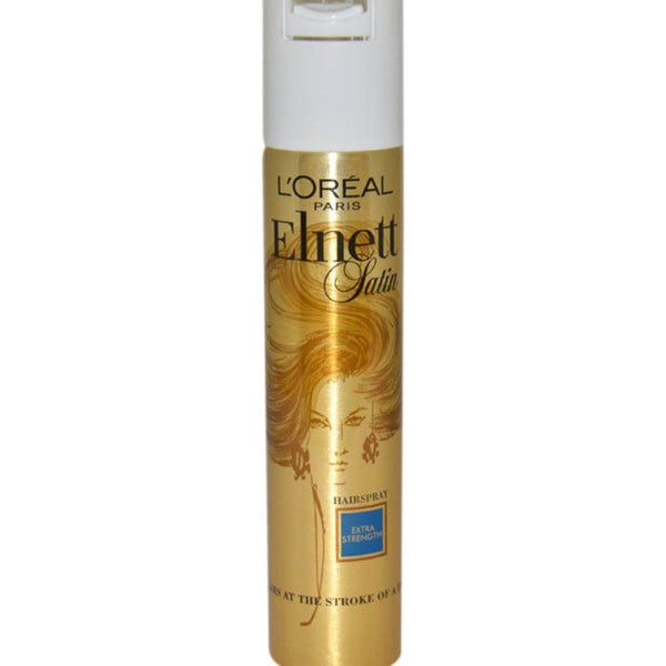 L'Oreal Paris Elnett Satin Extra Strength 6.7-ounce Hair Spray