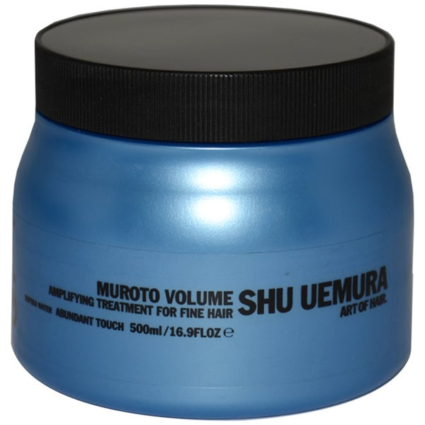 Shu Uemura Muroto Volume Amplifying 16.9-ounce Treatment