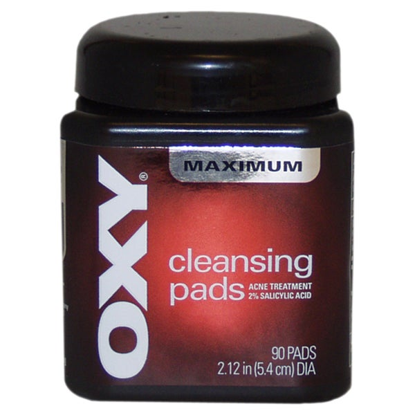 Oxy Cleansing Pads Maximum