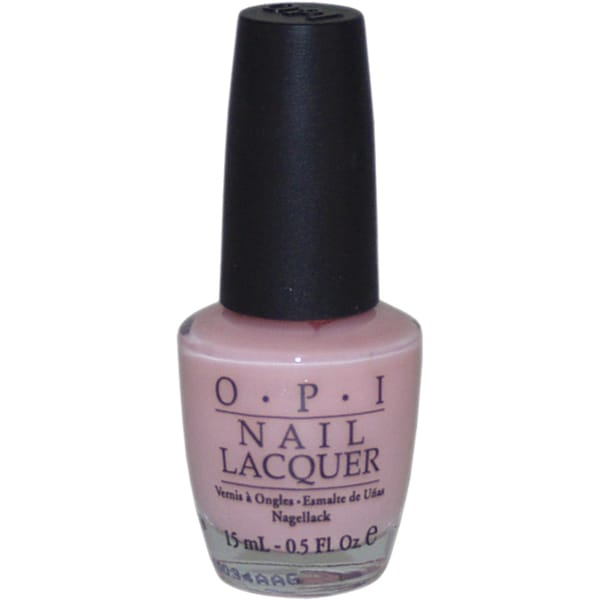 OPI #NL H39 It's a Girl Nail Polish