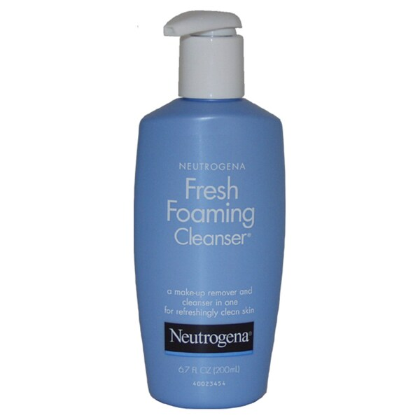 Neutrogena Fresh Foaming 6.7-ounce Cleanser