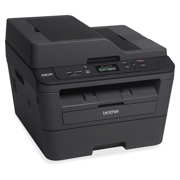 Brother DCP-L2540DW Laser Multifunction Printer - Monochrome - Plain