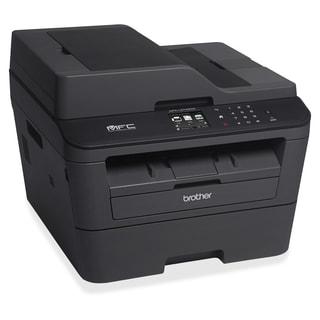 Brother MFC-L2740DW Laser Multifunction Printer - Monochrome - Plain