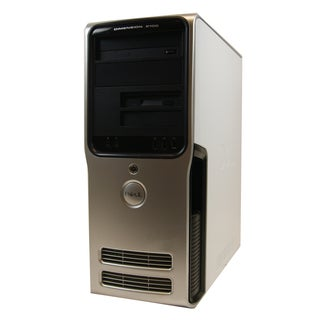 DELL Dimension T9100 Intel PentiumD 3.0GHz 2GB 80GB DVD Windows7Home Premium MT Computer (Refurbished)