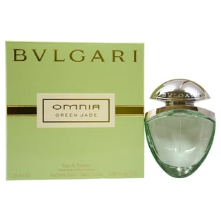 Bvlgari Omnia Green Jade Women's 0.84-ounce Eau de Toilette Spray