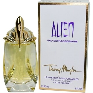 Thierry Mugler Alien Eau Extraordinaire Women's 2-ounce Eau de Toilette Spray (Refillable)