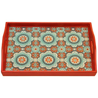 Rectangular Tray Rabat