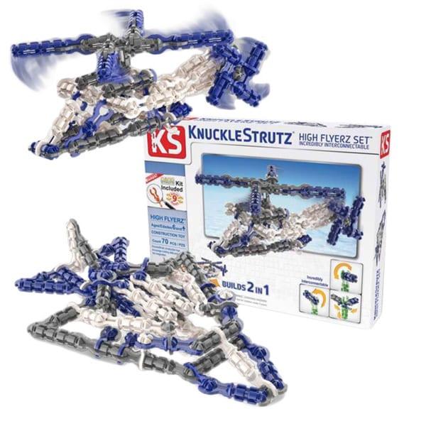 KnuckleStrutz High Flyerz Toy Building Set