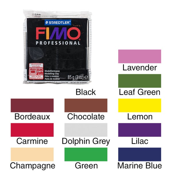 Fimo Professional Soft Polymer Clay 3oz