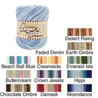 Sugar'n Cream Yarn Ombres Super Size