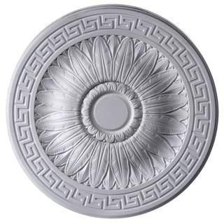 Gaudi Decor 20 Inch Round Ceiling Medallion