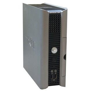 Dell OptiPlex 760 Intel Dual Core 2.5GHz 2GB 250GB DVDRW Microsoft Windows7Professional (64-bit) USFF Computer (Refurbished)