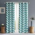 Intelligent Design Pisces Curtain Panel Pair