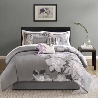 Madison Park Alicia Cotton 7-Piece Comforter Set