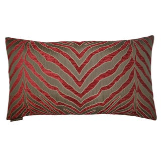 Lumbar Pumba Feather Filled Throw Pillow