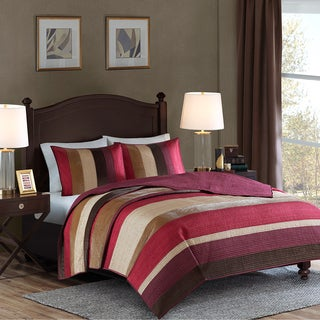 Madison Park Signature Bedford 3-Piece Coverlet Set