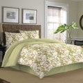 Tommy Bahama Purcell Point 4-piece Reversible Comforter Set