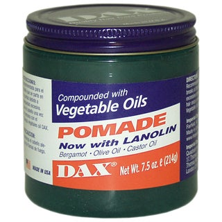 Dax Pomade Compounded with Vegetable Oils 7.5-ounce Pomade