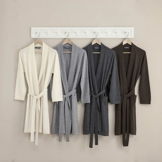 Madison Park Signature Cashmere Robe in a Gift Box