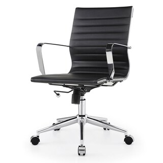 Due Modern Office Chair in Black