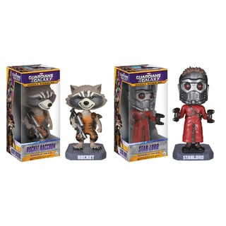 Guardians of the Galaxy Wobbler Bundle: Starlord and Rocket Racoon