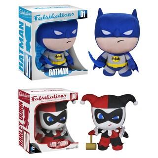 DC Comics Fabrikations 2 Pack: Batman and Harley Quinn