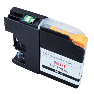 Sophia Global LC103XL Black Ink Cartridge Replacement for Brother Printers