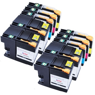 Sophia Global LC109XXL Black and LC105XL Color Ink Cartridge Replacements