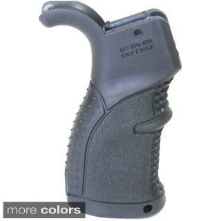 Rubberized Ergonomic Pistol Grip for AR15/M16/M4