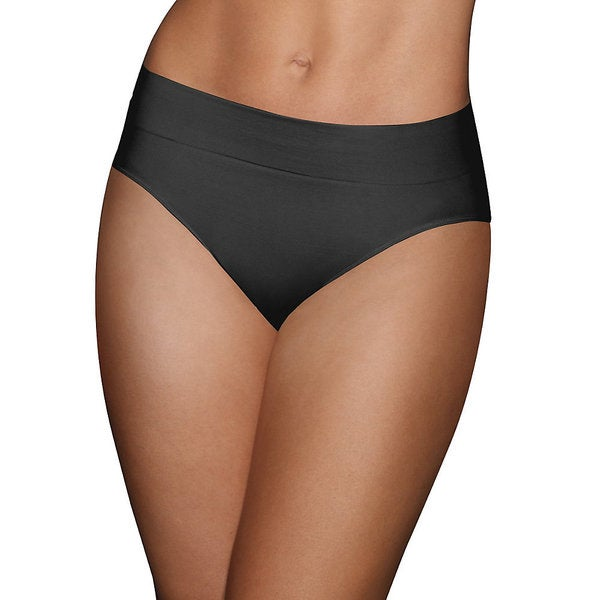 Bali Women's Comfort Revolution Modern Hi-Cut Panty