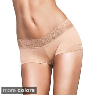 Maidenform Women's 'Dream' Lace Nylon/ Spandex Boyshort