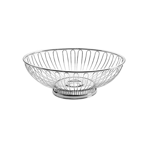 Oval Wire Serving Basket