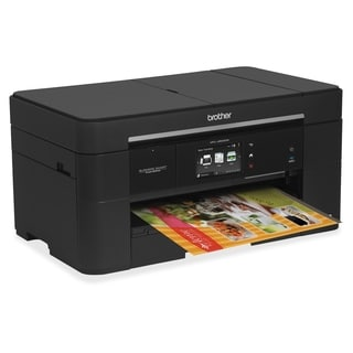Brother Business Smart MFC-J5520DW Inkjet Multifunction Printer - Col