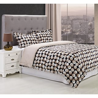 Cotton 300 Thread Count Monroe 3-piece Duvet Cover Set