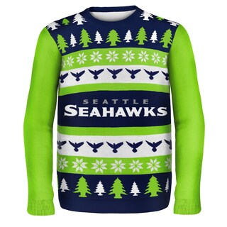 Seattle Seahawks One Too Many Ugly Sweater