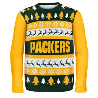 Green Bay Packers One Too Many Ugly Sweater