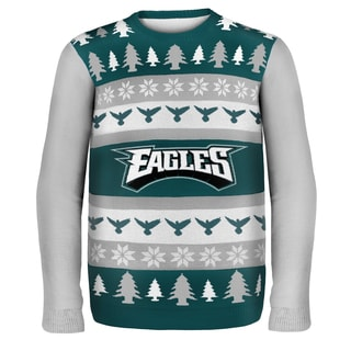 Philadelphia Eagles One Too Many Ugly Sweater