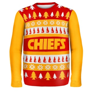 Kansas City Chiefs One Too Many Ugly Sweater