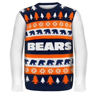 Chicago Bears One Too Many Ugly Sweater