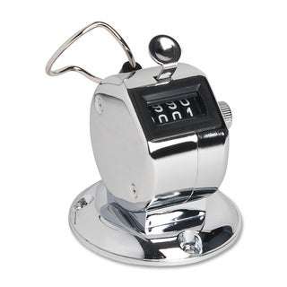 Sparco Hand Tally Counter with Base