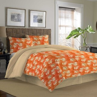 Tommy Bahama Newport Spice Cotton Duvet Cover Set