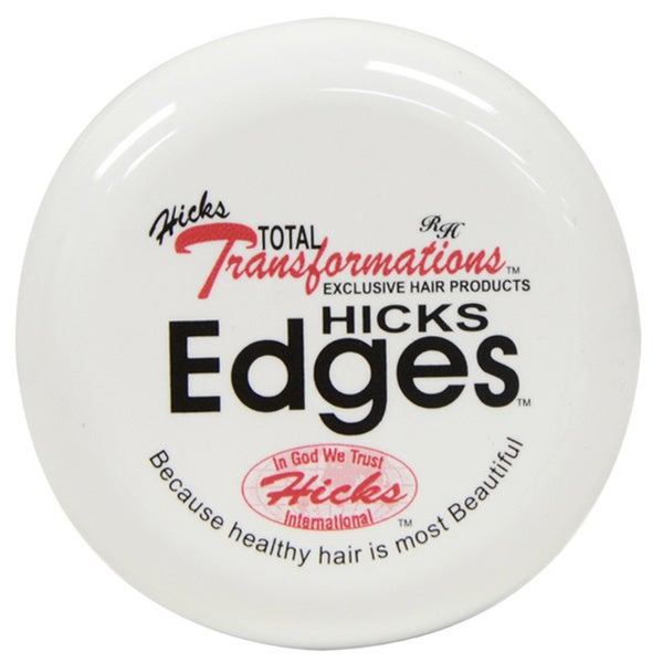 Total Transformations 4-ounce Hicks Edges Pomade