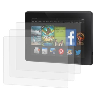 MGear Screen Protectors for Kindle Fire HD 7 (Set of 3)