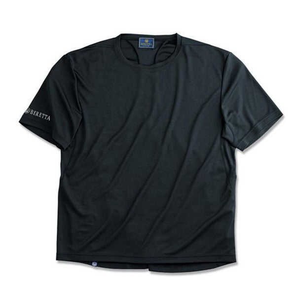 Beretta Black Bamboo Tech T-Shirt