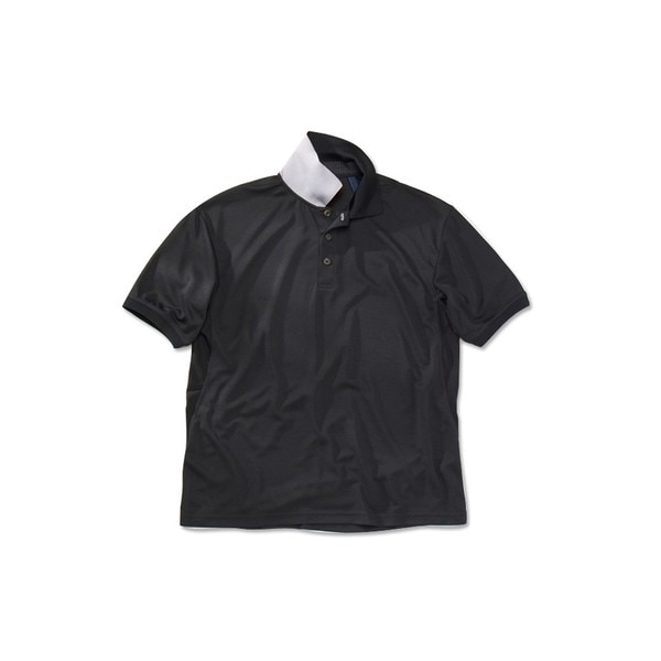 Beretta Black Bamboo Tech Polo