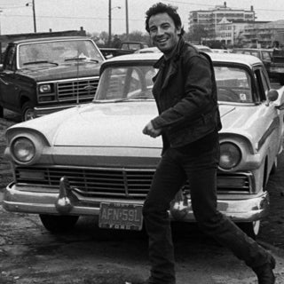 Bruce Springsteen Premium Wood Print