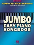 Jumbo Easy Piano Songbook: 200 Songs for All Occasions (Paperback)