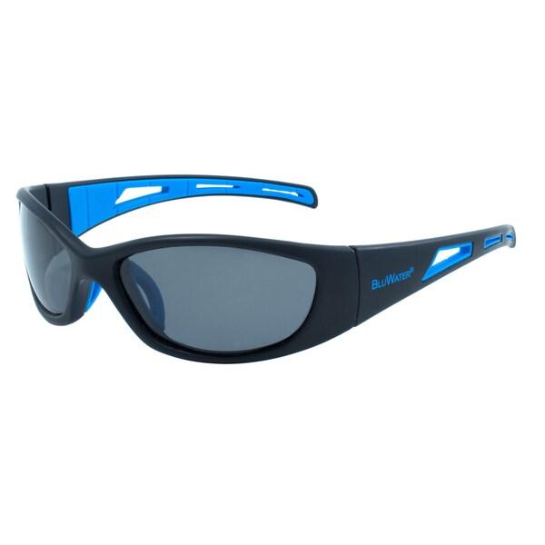 BlueWater Buoyant Polarized Grey Lens Sunglasses 14057340
